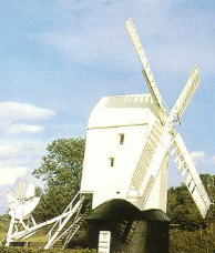 Jill Windmill, Clayton, West Sussex, United Kingdom