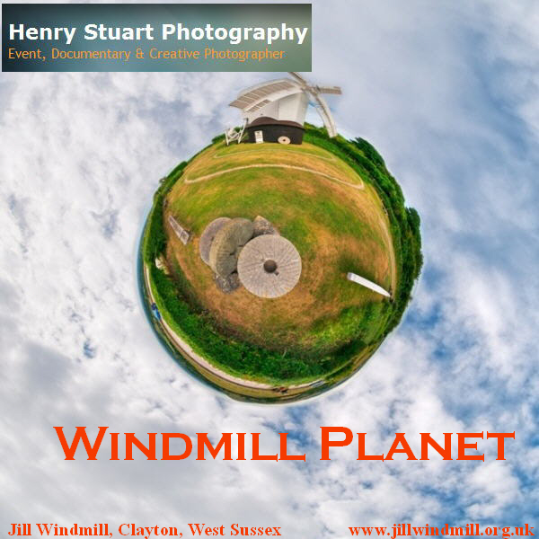 'Windmill Planet' by Henry Stuart