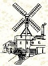Sussex windmills and watermills open to view