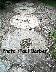 Jack's Millstones : Photo - Paul Barber